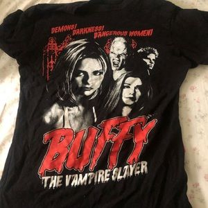 Buffy short Hot topic L